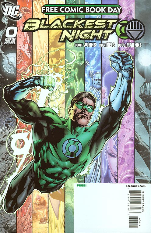 FCBD 2009 Blackest Night 0 (DC)