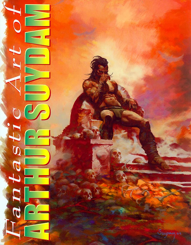 Fantastic Art of Arthur Suydam