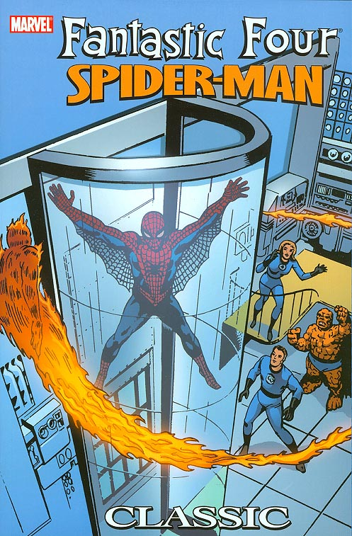 Fantastic Four Spider-Man Classic GN