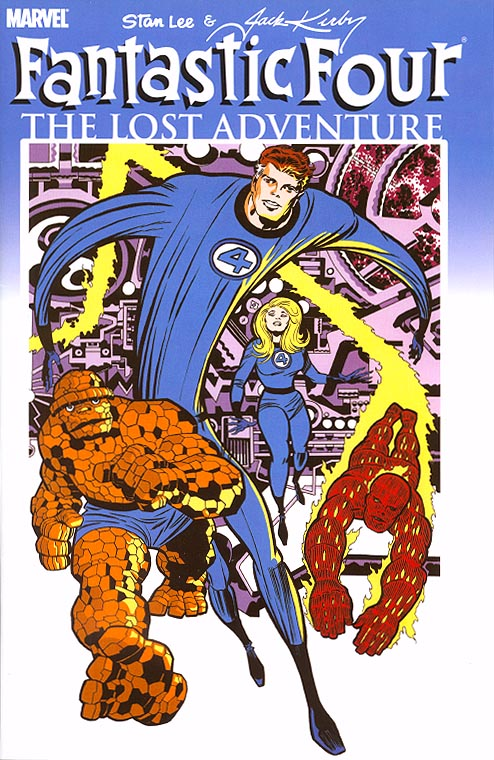 Fantastic Four The Lost Adventure