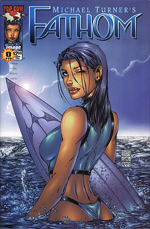 Fathom 0 (Regular issue Feb 2000 )