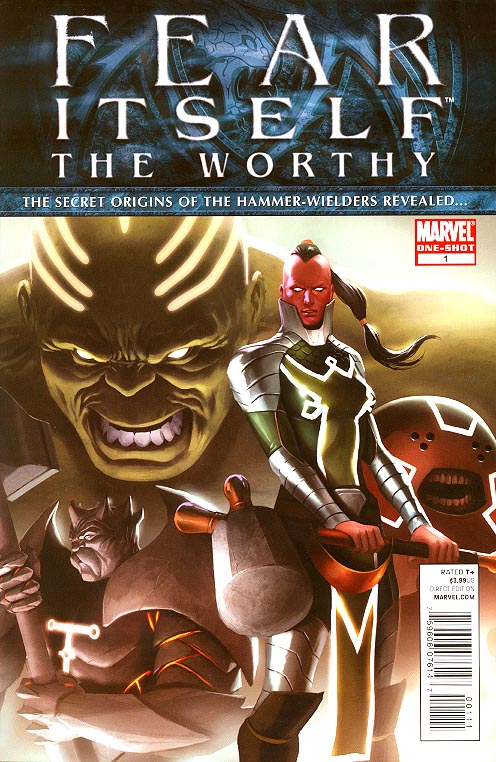 Fear Itself The Worthy 1 (one-shot)