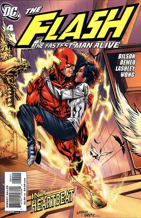 Flash The Fastest Man Alive 4