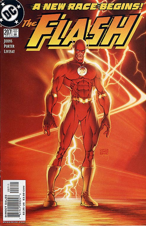 Flash vol 2 - 207 (Michael Turner Cvr)