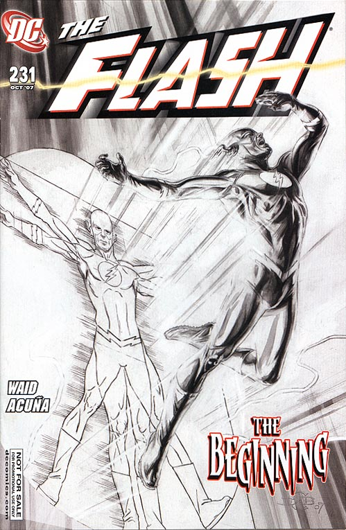 Flash vol 2 - 231 (Ft Wayne 2007 RRP Edition)