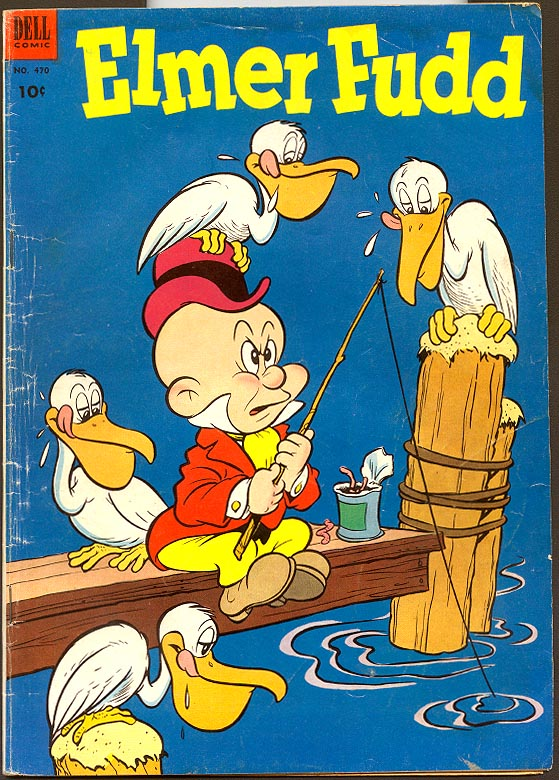 Four Color Comics (Dell) 470 Elmer Fudd