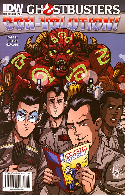 Ghostbusters Con-Volution (Cover A)