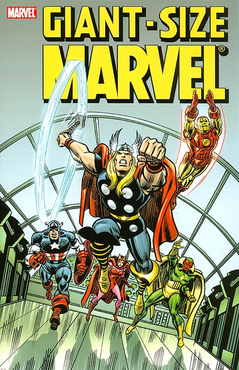 Giant-Size Marvel TP