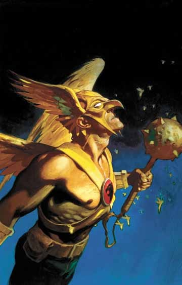 Hawkman Poster (Andrew Robinson)
