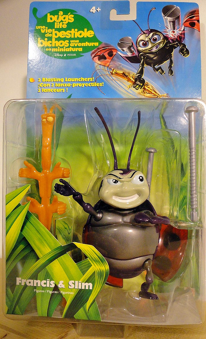 action figure a bugs life action figures mc 1998