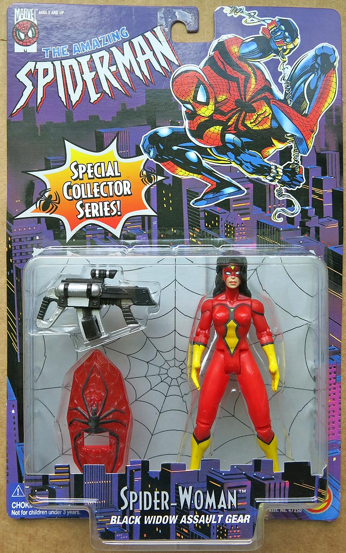 Amazing Spider-Man Special Collector Series Spider-Woman