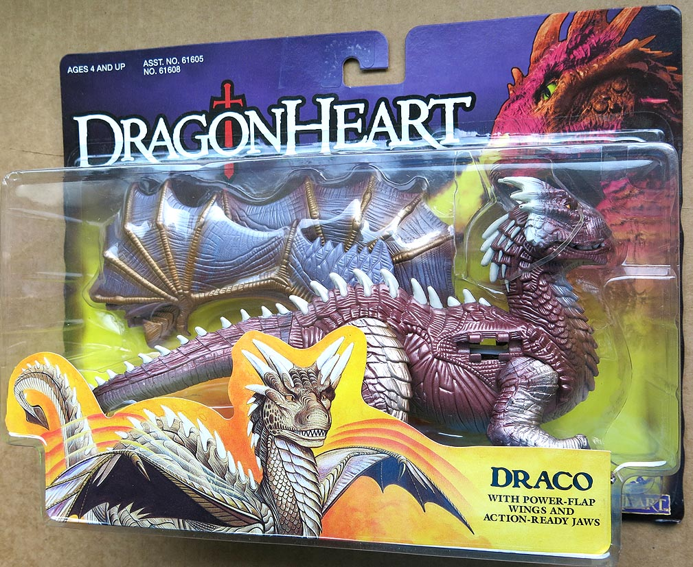 Dragon Heart Draco Action Figure