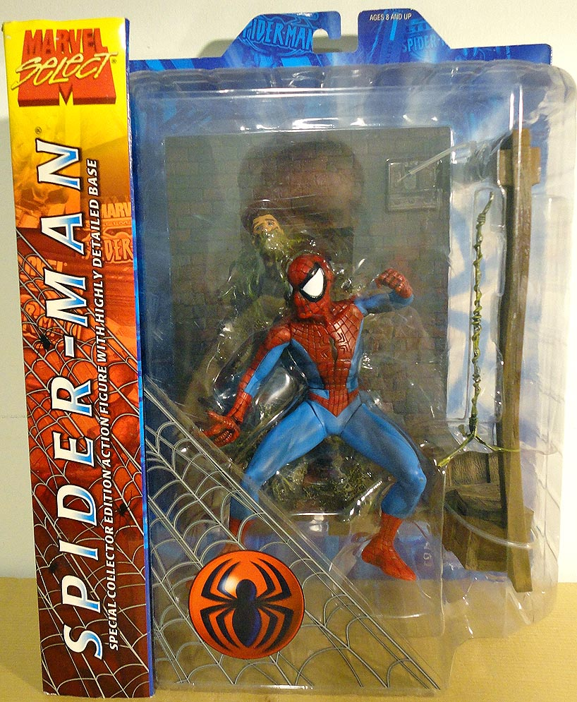Marvel Select Ultimate Spider-Man Action Figure