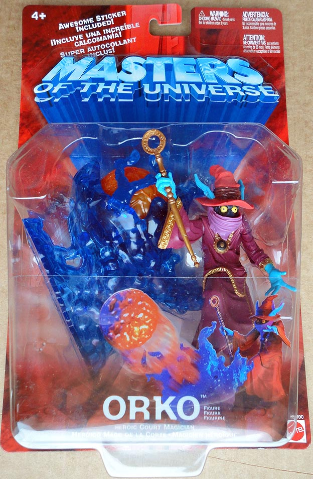 Masters Of The Universe 2002 Orko