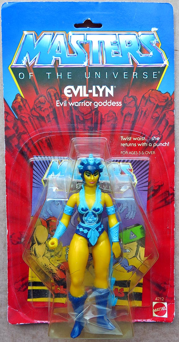 Masters Of The Universe Evil-Lyn MOC