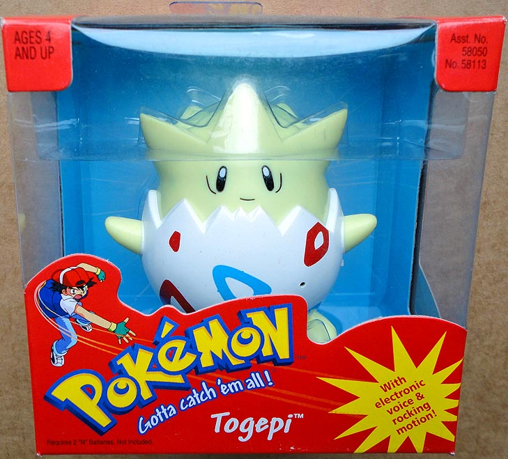 Pokemon Electronic Boxed Togepi