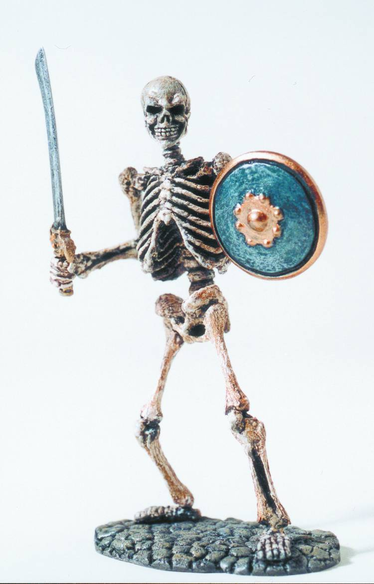Ray Harryhausen Skeleton Warrior