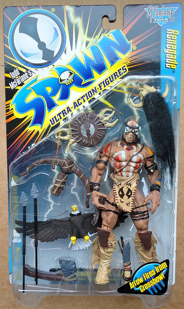 Spawn Series 8 Renegade ( 1 st Edition)