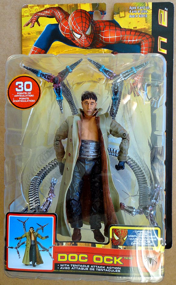 Spider-Man 2 Movie Doc Ock