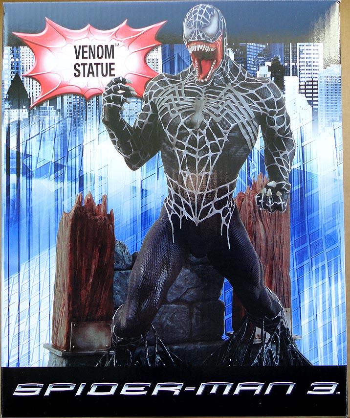 Spectacular Spider Man Venom Toy Spider Man 3 Venom Statue