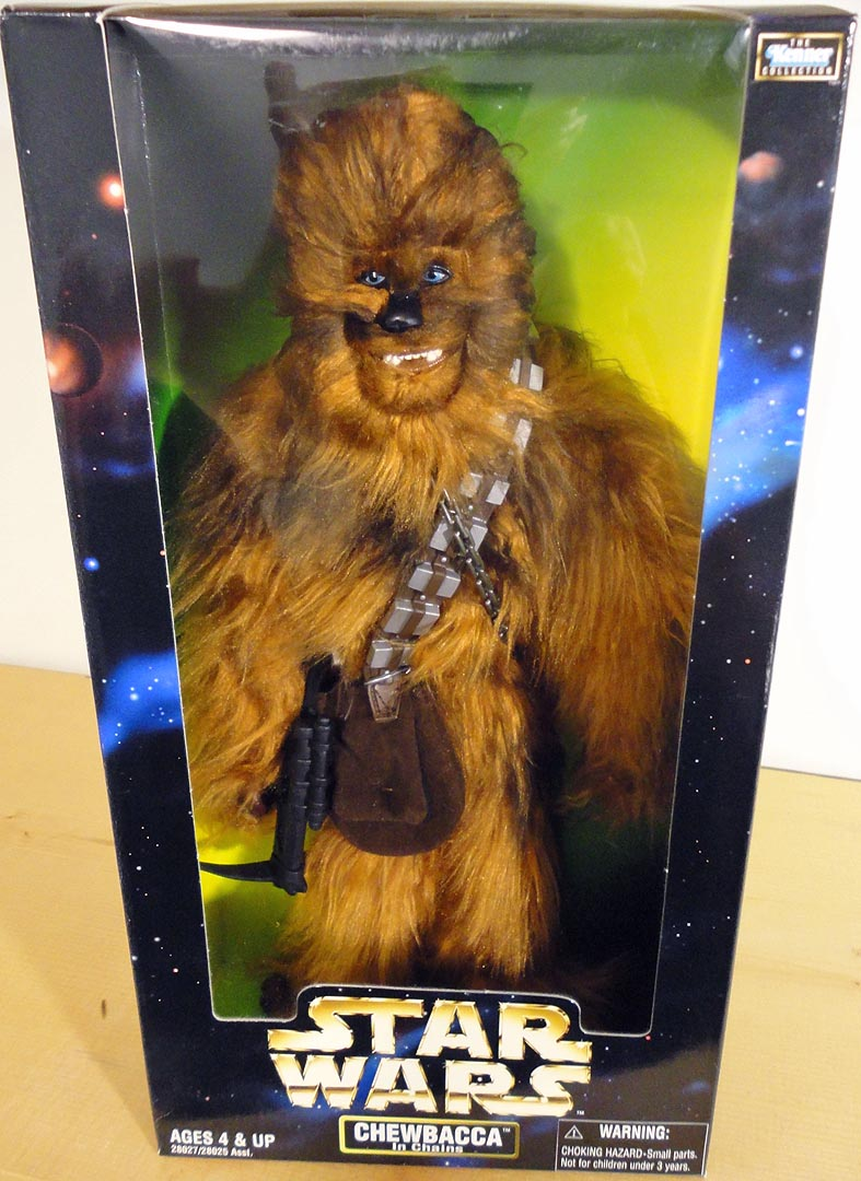 Star Wars Action Coll Chewbacca In Chains