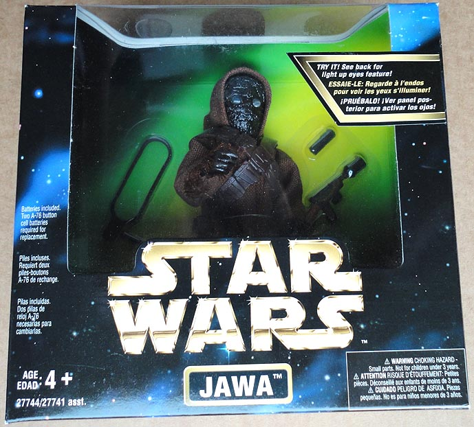 Star Wars Action Collection Boxed Jawa