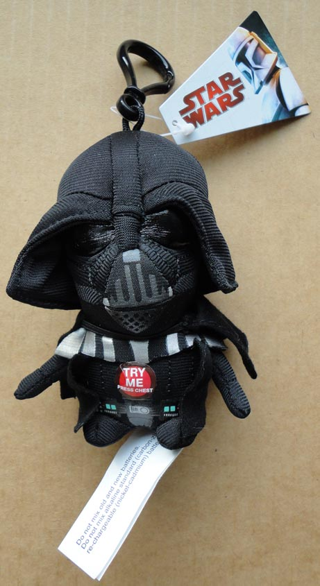Star Wars Mini Plush Darth Vader