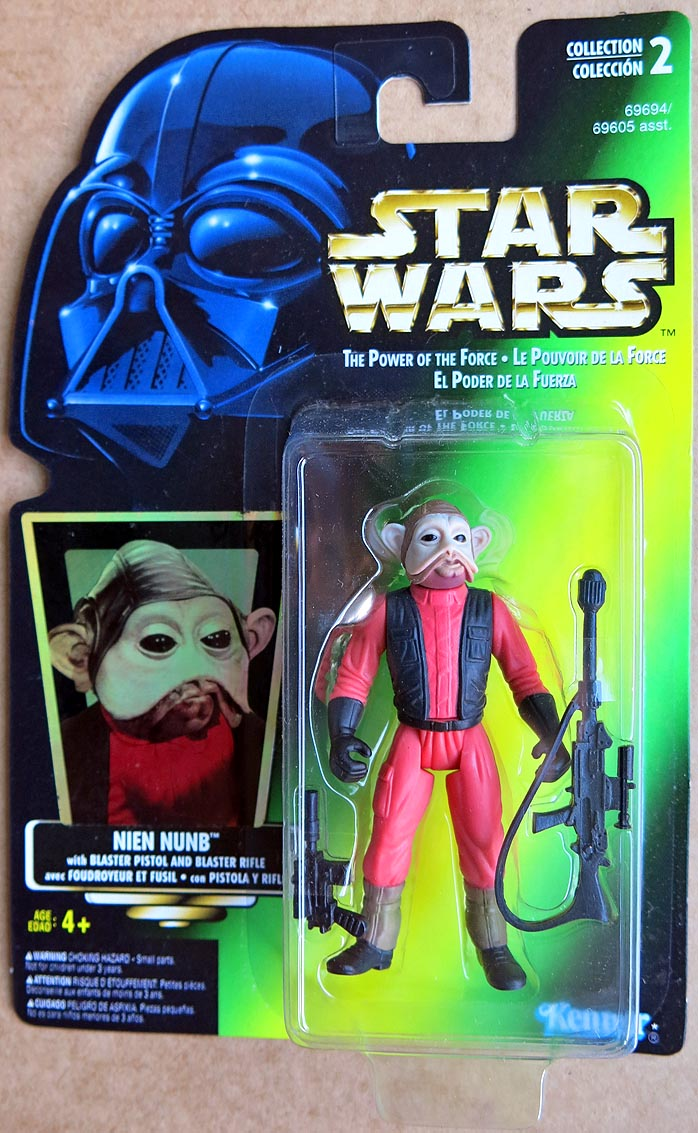 Star Wars POTFCollection 2 Nien Nunb- 1