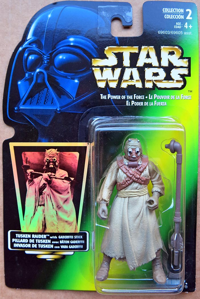 Star Wars POTFCollection 2 Tusken Raider