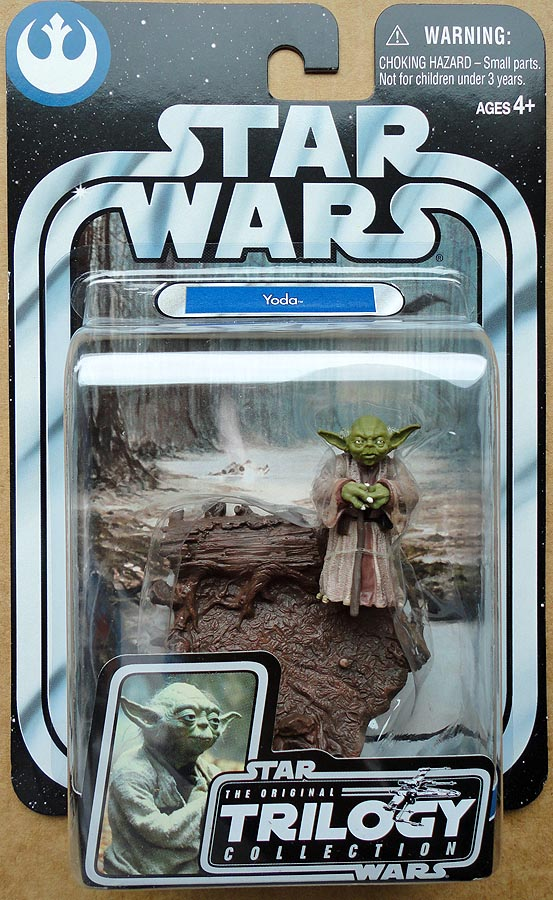 Star Wars The Original Trilogy Collection Yoda