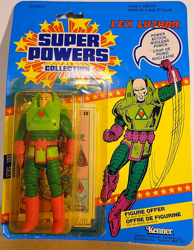 Super Powers Collection Lex Luthor