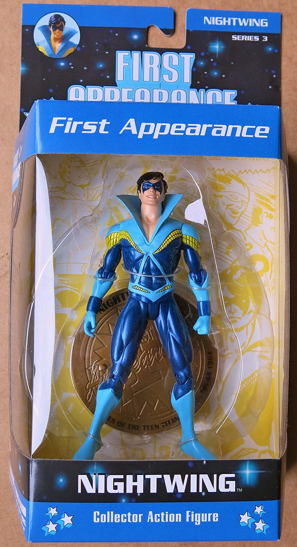 DC Direct First Appearances Series 3 Nightwing