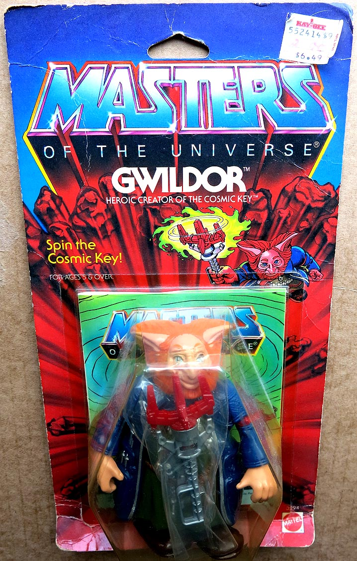 MOTU 1986 Gwildor MOC Movie Back