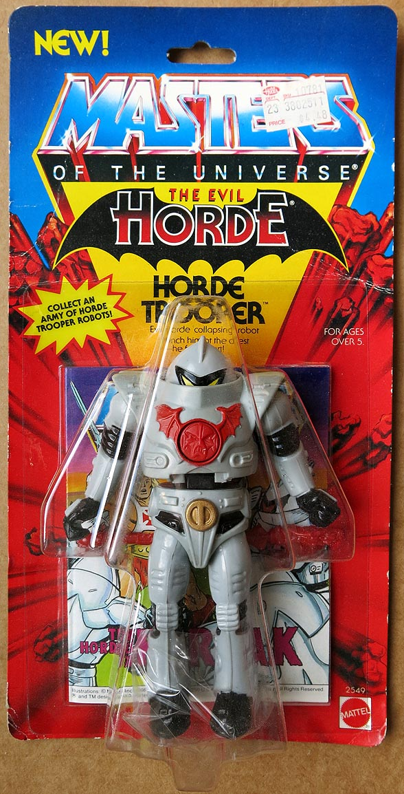 MOTU 1986 Horde Trooper MOC 5 Back