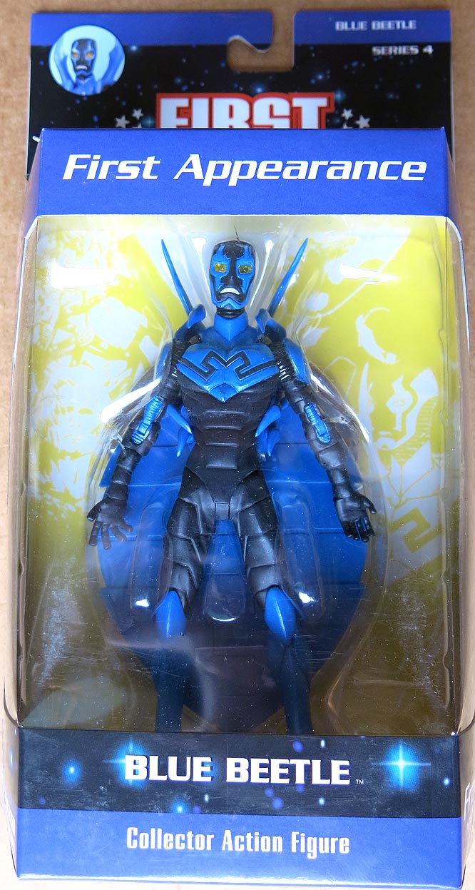 Action Figure Dc Direct First Appearance Action Figures Mc 2007