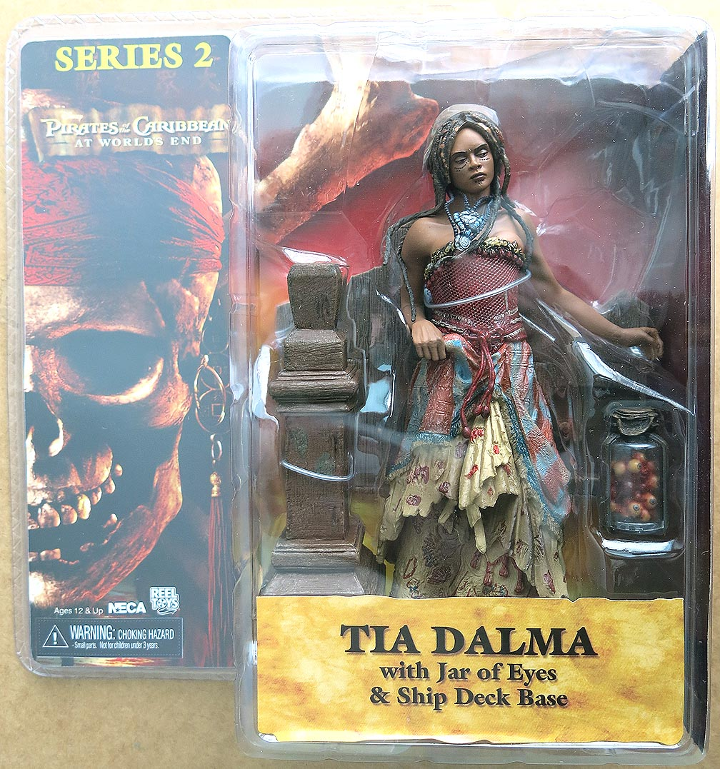 Pirates Of The Caribbean At Worlds End Series 2 Tia Dalma