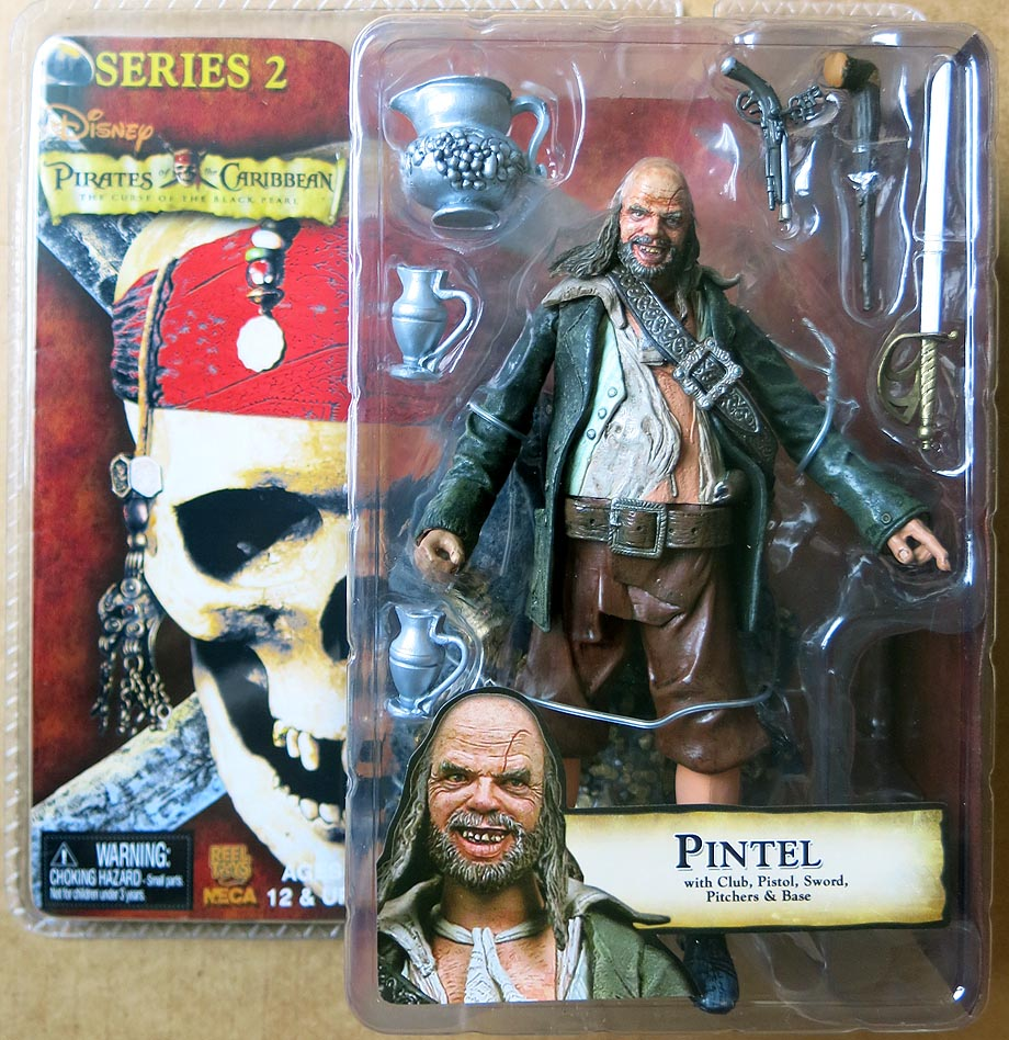 Pirates Of The Caribbean The Curse Of The Black Pearl Series 2 Pintel