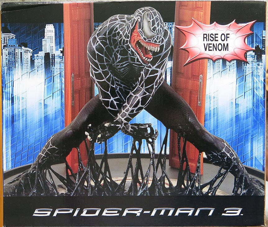 Spider-Man 3 Rise of Venom Statue (Limited to 1000 )