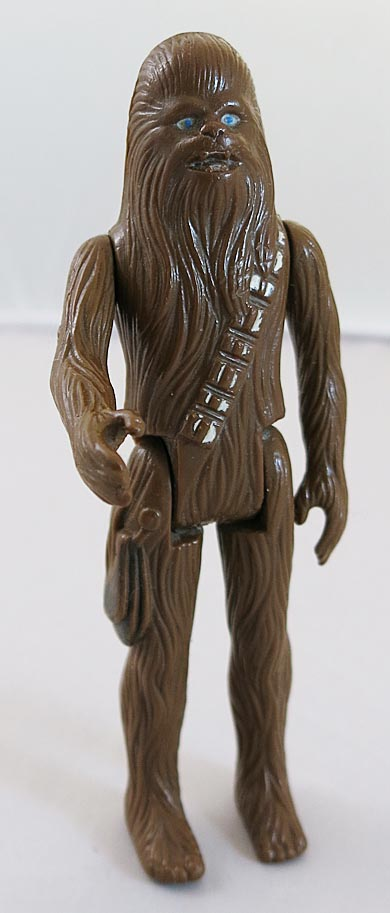 Star Wars 1977 A New Hope Chewbacca (Missing Heavy Blaster)