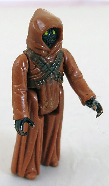 Star Wars 1977 A New Hope Jawa (Missing Cape & Blaster)