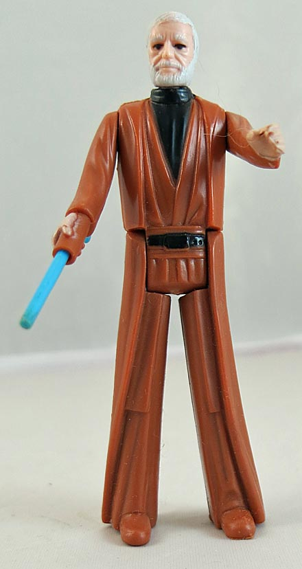 Star Wars 1977 A New Hope Obi-Wan Kenobi (Missing Cloak)