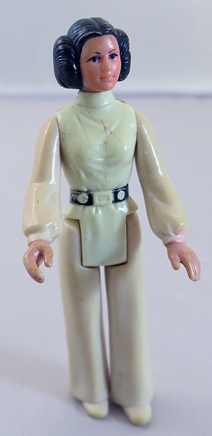 Star Wars 1977 A New Hope Princess Leia Organa (Missing weapon & cape)