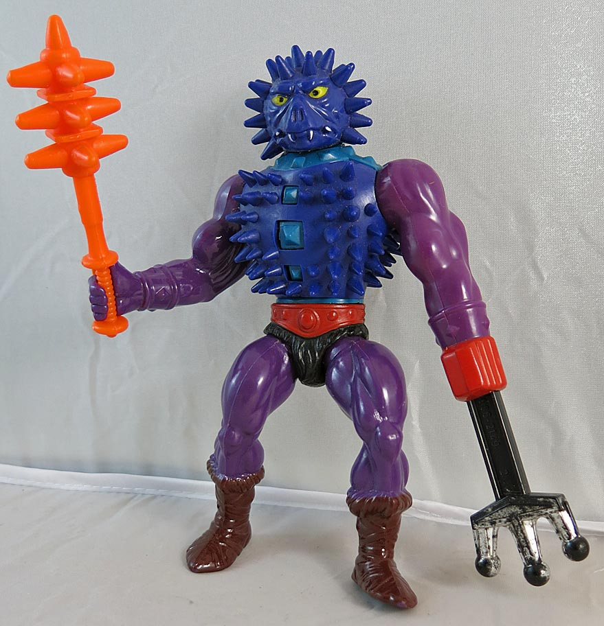 Masters Of The Universe Loose Complete Spikor 1985 Action Figure (MOU 04 - 43 )
