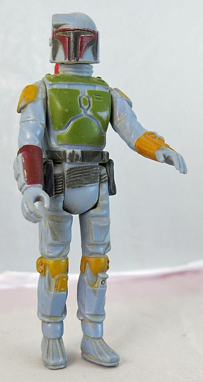 Star Wars 1977 A New Hope Boba Fett (Taiwan) (Loose)