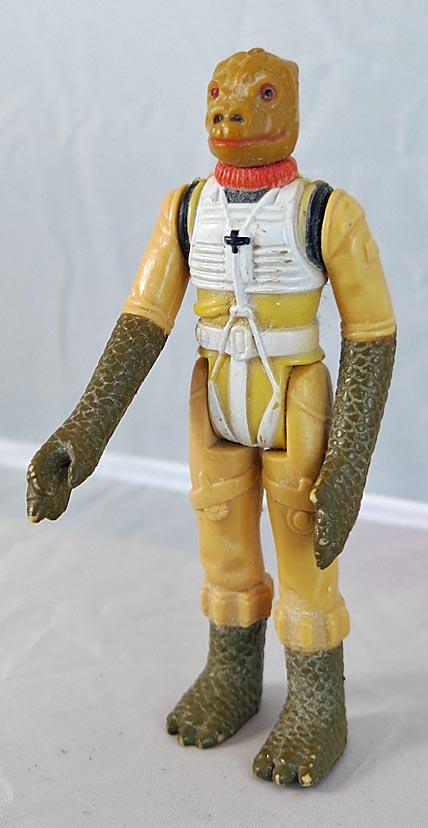 Star Wars 1980 The Empire Strikes Back Bossk (Third) (No Weapon) (Hong Kong) (Loose)