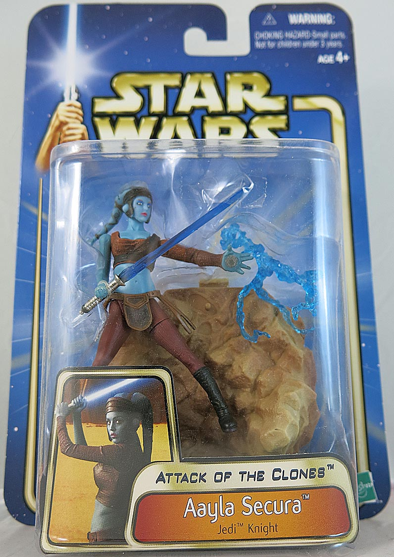 action-figure Star Wars Attack Of The Clones Action Figures