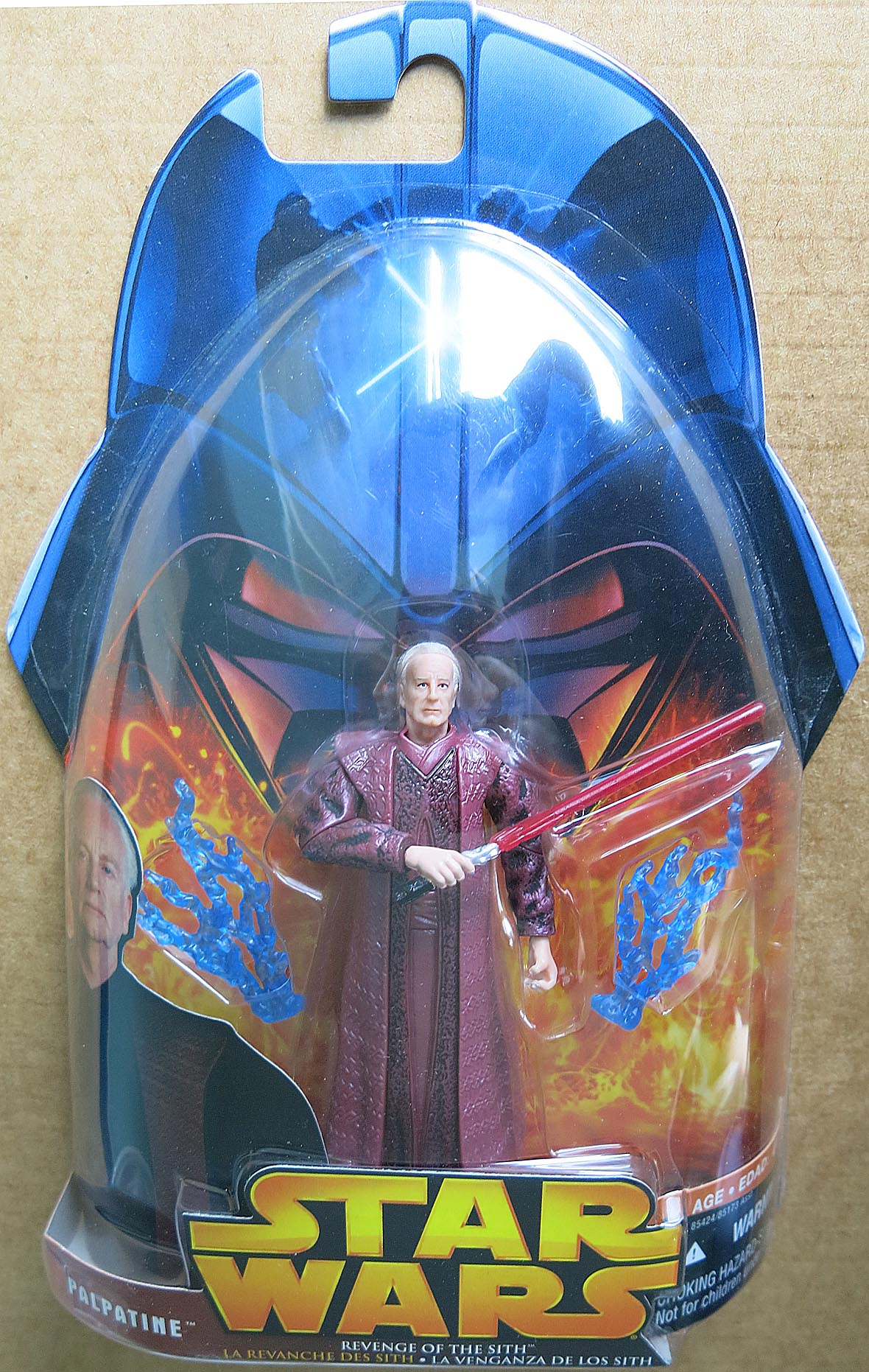 Action Figure Star Wars Revenge Of The Sith Action Figures Mc 2005